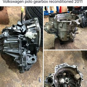 Renault 6 Speed 1.6 gear box