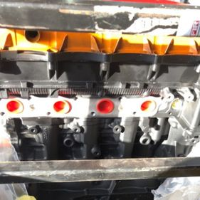 Ford Transit 2013 engine supplied and fitted with new turbo